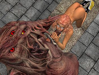 When Horny Monsters Attack download